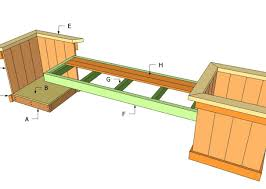 Wooden Garden Furniture Plans Bench Blog Entry Amazing Build Outdoor Bench Plans For Wooden