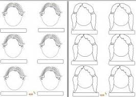 blank faces for drawing emotions emotions pinterest teaching