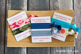 Diy Valentines Day Gift Guide For Friends Family S Day Archives Five Chefs