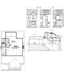 Loft Conversion Floor Plans Flats Maisonettes Conservation Areas South London Lofts