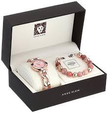 anne bracelet images Anne klein women 39 s ak 2836suns rose gold tone bracelet jpg