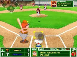 Backyard Baseball Ps2 Backyard Baseball 2003 Pc Screenshot 26038