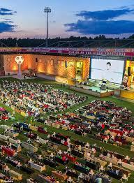 sofa berlin union berlin invite fans to bring sofas into their stadium to