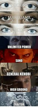 Unlimited Power Meme - maruuana unlimited power sand general kenobi high ground traitor