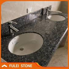 double sink granite vanity top lowes 72 inch bathroom double sink blue pearl granite vanity tops