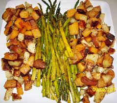 asparagus thanksgiving roasted turnip and rutabaga u0026 roasted asparagus tastefully