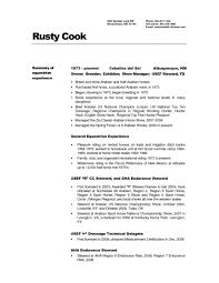 business owner resume examples cook sample resume cook resume sample best business template previousnext