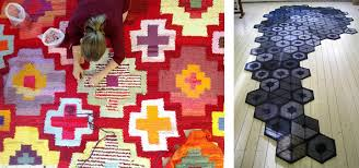 How To Rag Rug Re Rag Rug Carpetvista