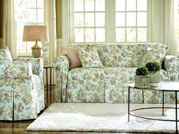 slipcover for loveseat with chaise slope arm right sofa sectional