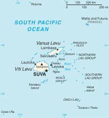 map of suva city suva