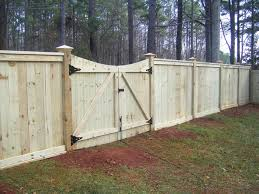 residential fence ideas home u0026 gardens geek