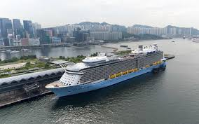 five things to know about royal caribbean international u0027s ovation