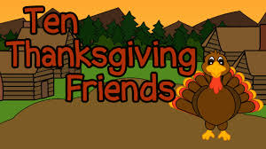 10 thanksgiving friends thanksgiving songs for