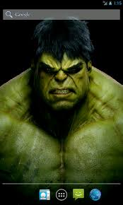 hulk live wallpaper 1mobile com