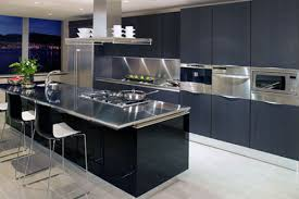 stainless steel kitchen island with seating brilliant stainless steel kitchen islands hgtv inside island