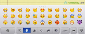 emoticons for android texting how to enable emoticons for text messages on the iphone or