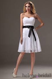 white and black bridesmaid dresses black red bridesmaid dress