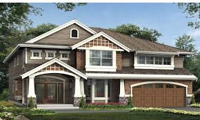 two craftsman craftsman style homes plans beautiful two house vintage single