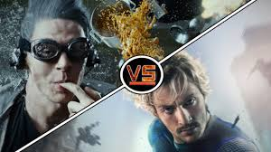 quicksilver movie avengers geektyrant vs avengers quicksilver vs x men quicksilver youtube