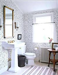 Wallpapers For Bathrooms Chic Wall Paper For Bathrooms Black Splatter Paint Wallpaper In