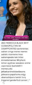 Rebecca Black Memes - 25 best memes about rebecca black rebecca black memes