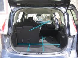 Toyota Highlander Interior Dimensions Mdx Cargo Space New Car Review And Release Date 2018 2019 By