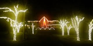 christmas light display to music near me lavelle home offers choreographed holiday light music display