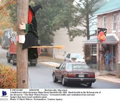 burkittsville witch pictures getty images