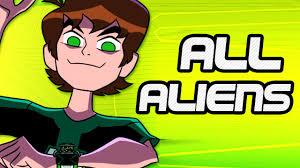 ben 10 omniverse ds 3ds aliens unlocked
