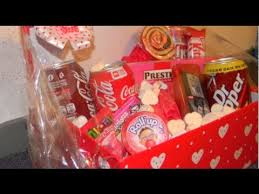 valentines day baskets diy s day last minute gift basket package