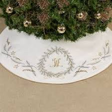 tree skirts and tree trimmings touch of class