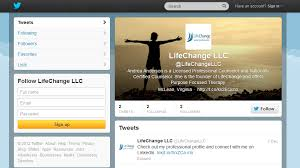 layout of twitter page business branding website facebook twitter