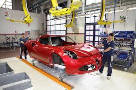 alfa romeo 4c u0027compact supercar u0027 goes into production at maserati