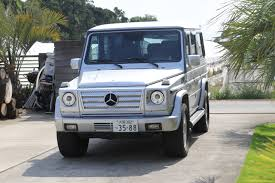 mercedes benz g500l auction grade b available for exportauto