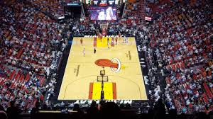 American Airlines Arena Floor Plan by Miami Heat Playing Viewed From The Worst Seats At American