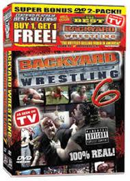 Backyard Wrestling Promotions Highspots Com Backyard Wrestling Volumes 6 U0026 7 Double Dvd