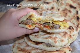 cuisine tunisienne chapati tunisien farci le sucré salé d oum souhaib