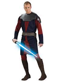 Star Wars Halloween Costumes Adults Deluxe Anakin Skywalker Costume