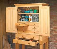Tool Storage Cabinets Wooden Tool Storage Cabinet Plans