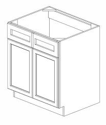 36 Sink Base Cabinet Sb36b Sink Base Cabinet Sienna Kitchen Cabinet