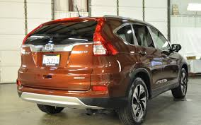 honda crv quick look 2015 honda cr v the truth about cars