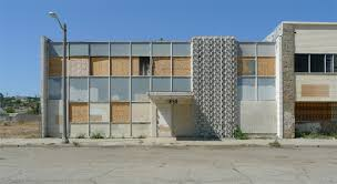 Blind Side House The Lower Modernisms U2013 027 Sunset For Santa Barbara Plaza Lomo