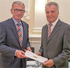 Stadtverwaltung Bad Neuenahr Peter Krämer Ist Dritter Beigeordneter