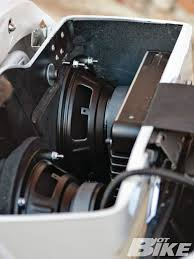 2005 harley davidson softail deluxe white noise bike