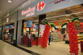 carrefour si e social epr retail carrefour partner and franchisee label vie opens