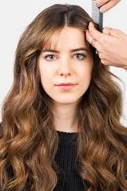 front fringe hairstyles the best bangs for your face shape best ideas of front bangs