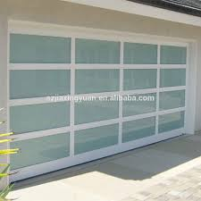 Garage Doors Prices Home Depot by Garage Doors Full View Garages Acrylic Glass Home Depot Aluminum