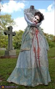 headless costume headless antoinette costume for women