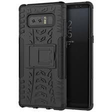 Samsung Galaxy Rugged Rugged Shockproof Case Samsung Galaxy Note 8 Black