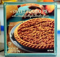 trader joe s sweet potato pie reviewed baking bites